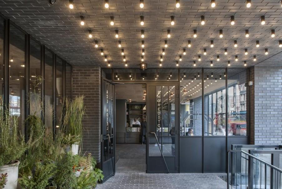 Ace Hotel London Shoreditch (fotografie 6)