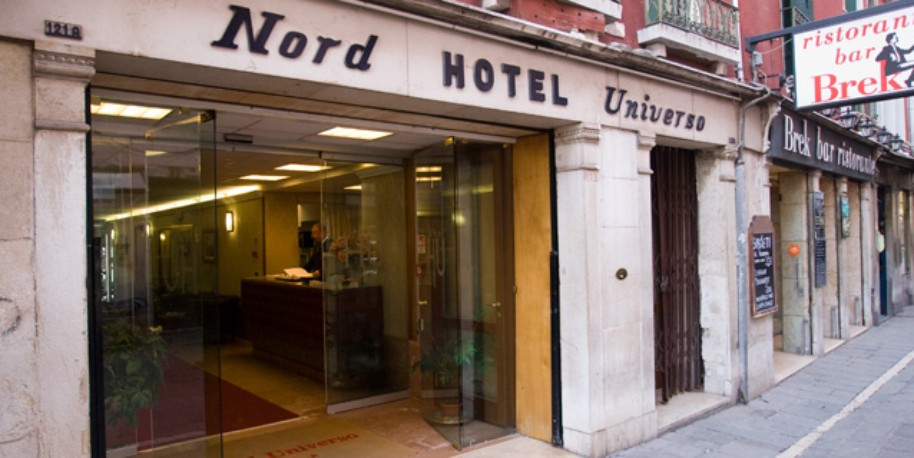 Universo & Nord Hotel Venice (fotografie 1)