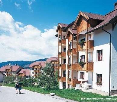 Apartmány Almresort Gerlitzen