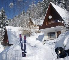 Prázdninové domky Kleine Feriendorf