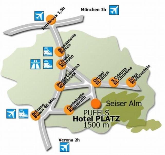 Sporthotel Platz (fotografie 12)