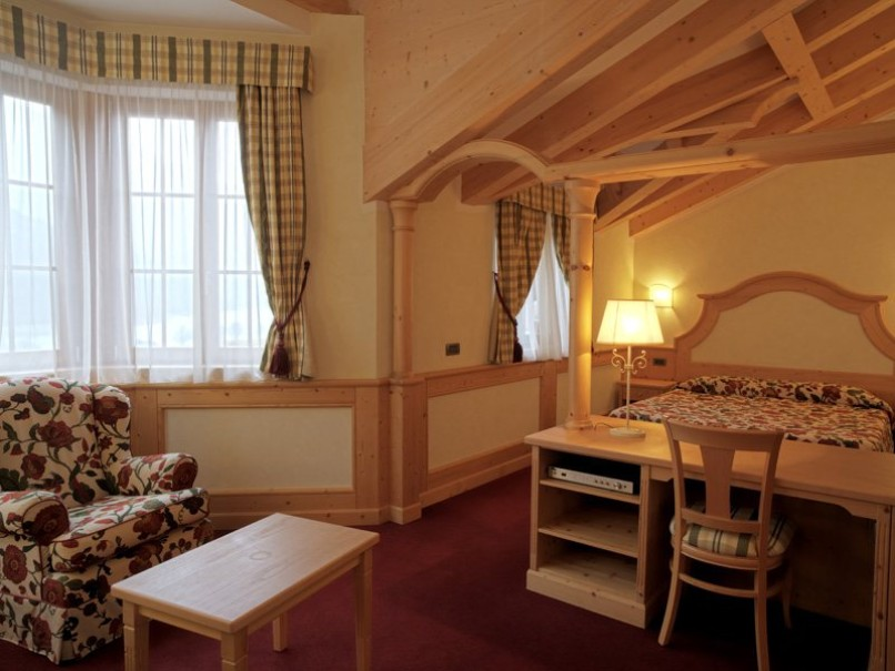 Hotel Du Lac Molveno (fotografie 9)