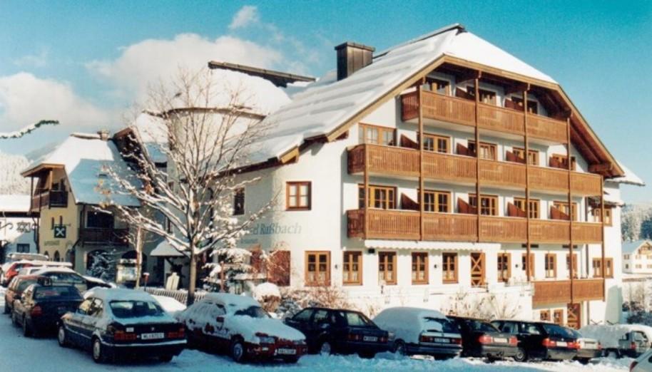 Apartmánový Dům Russbach (fotografie 1)