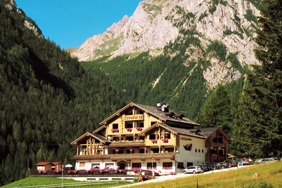 Hotel Tyrolia (fotografie 1)