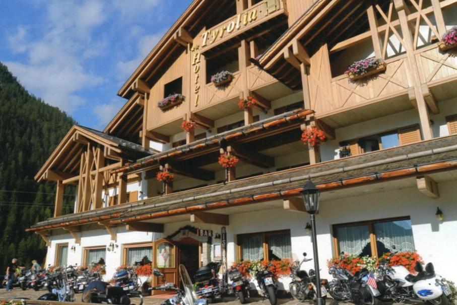 Hotel Tyrolia (fotografie 5)