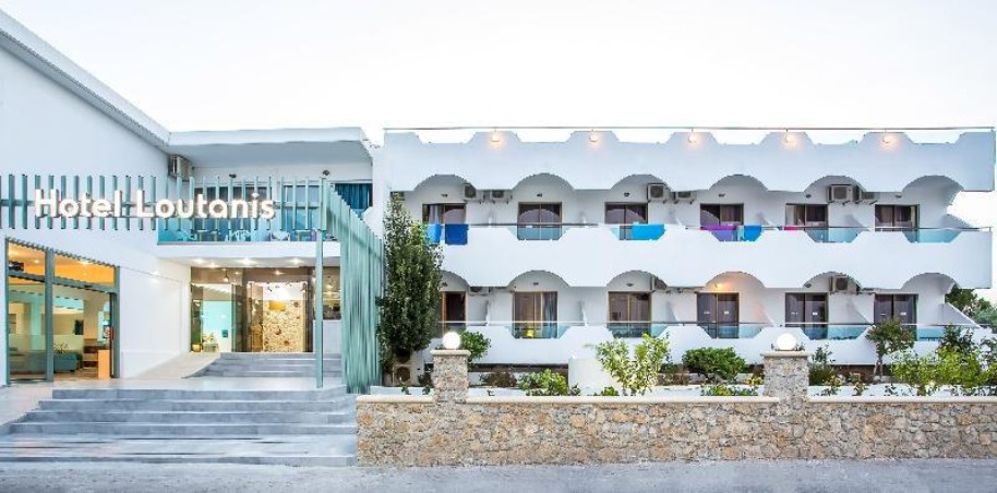 Hotel Loutanis (fotografie 6)