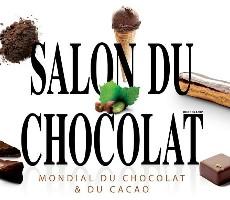 Salon du Chocolat: Největší světový festival čokolády a kakaa v Paříži