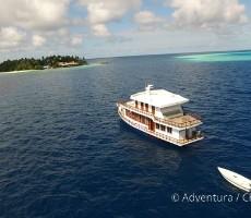 Šrí Lanka a Maledivy na lodi