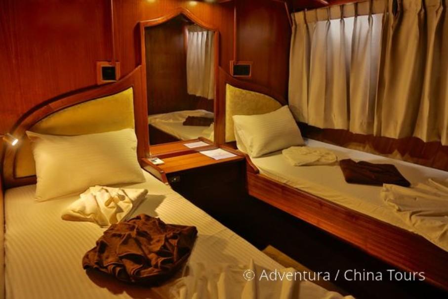 Maledivy na lodi (fotografie 21)