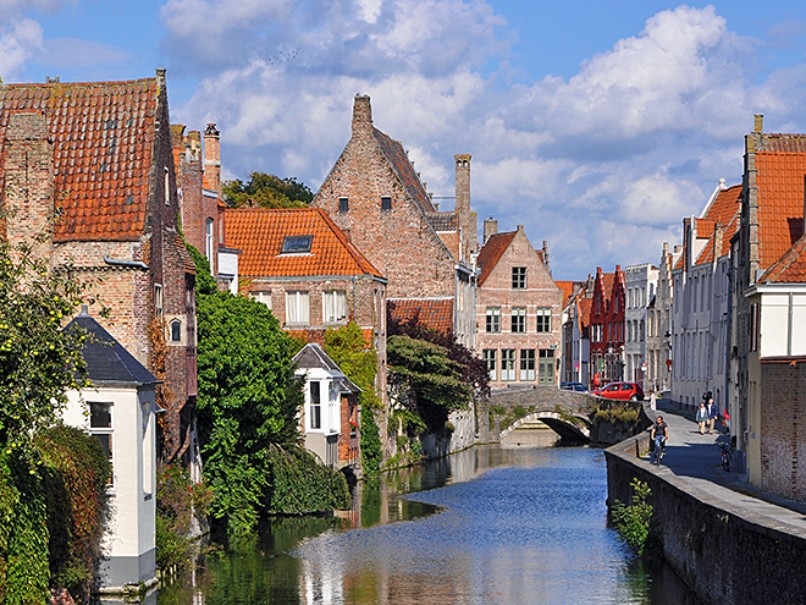 Benelux - Poznávací zájezd do Holandska, Belgie a Lucemburska - Historické klenoty zemí Beneluxu (fotografie 2)