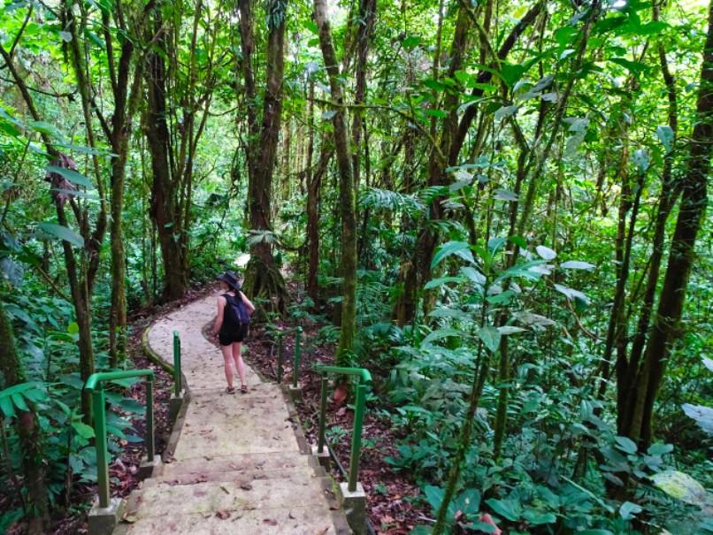 Kostarika - Tropické Národní parky, činné sopky a nádherné pláže Karibiku (fotografie 2)