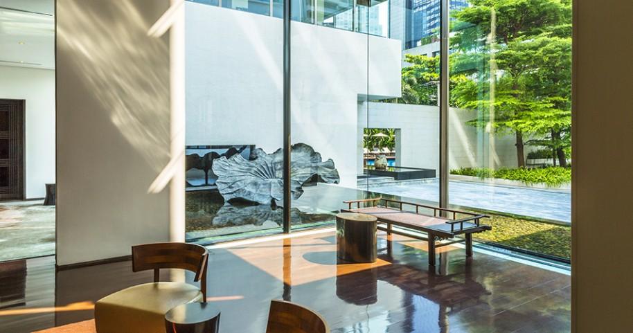 Hotel Como Metropolitan Bangkok (fotografie 9)