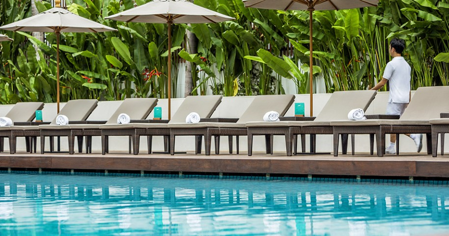 Hotel Como Metropolitan Bangkok (fotografie 15)