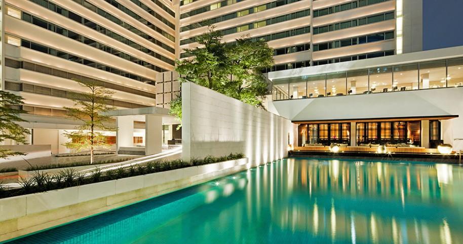 Hotel Como Metropolitan Bangkok (fotografie 17)
