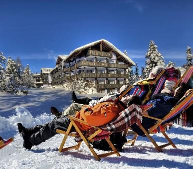 Golf & Alpin Wellness Resort Hotel Ludwig Royal