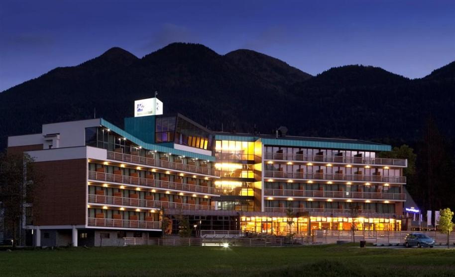 Bohinj Eco Hotel (fotografie 2)