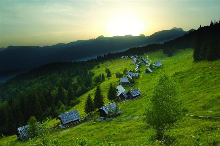 Bohinj Eco Hotel (fotografie 23)