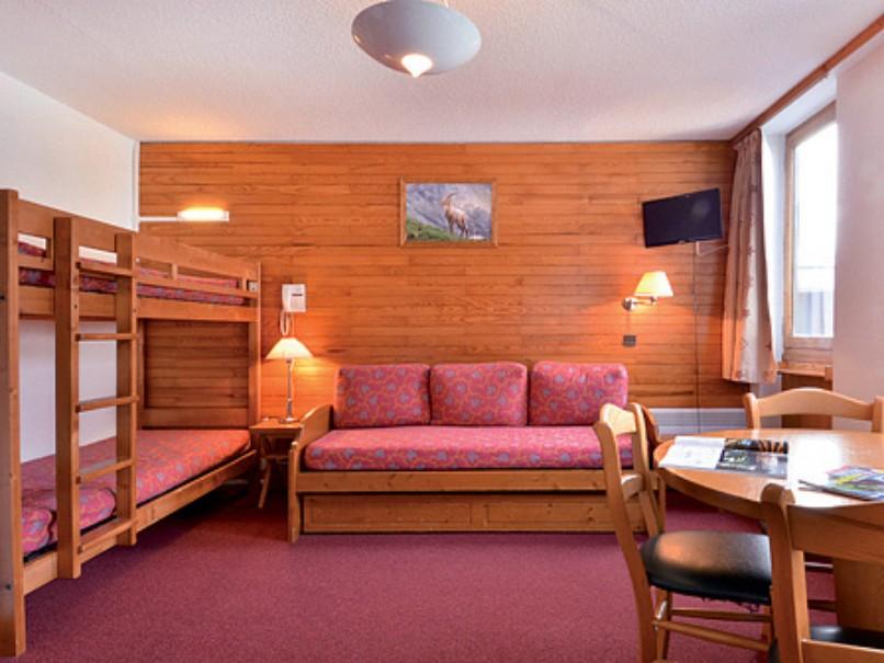 Privátní apartmány Plagne Bellecote (fotografie 7)