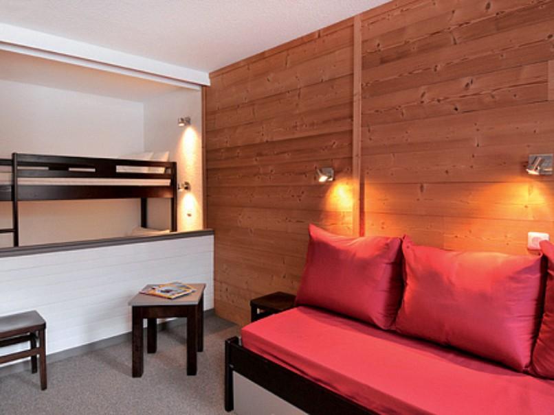 Privátní apartmány Plagne Bellecote (fotografie 8)