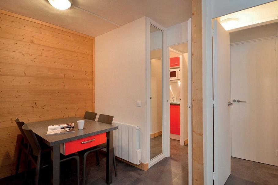 Privátní apartmány Plagne Bellecote (fotografie 10)