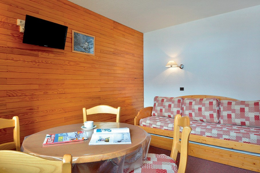 Privátní apartmány Plagne Bellecote (fotografie 15)