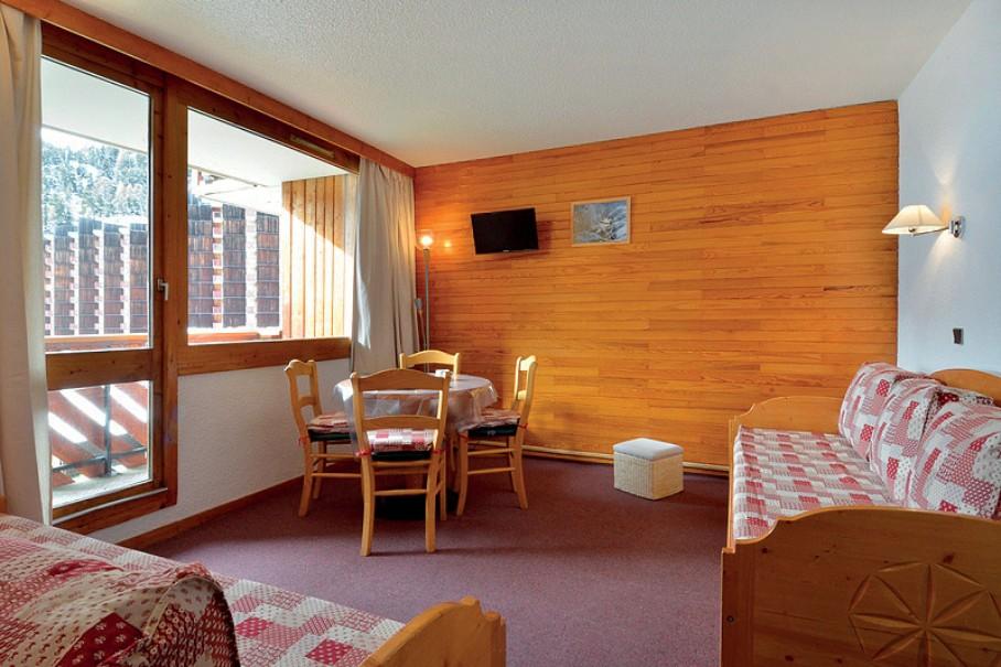 Privátní apartmány Plagne Bellecote (fotografie 19)