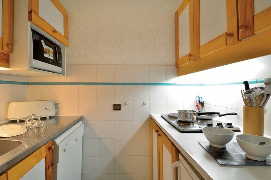 Privátní apartmány Plagne Bellecote (fotografie 20)