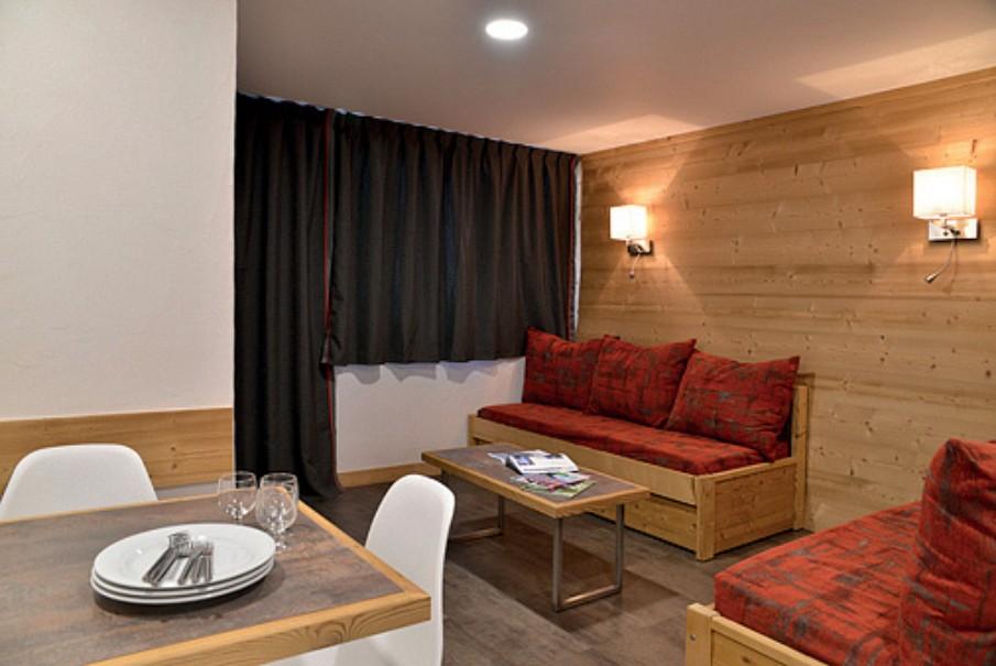 Privátní apartmány Plagne Bellecote (fotografie 21)