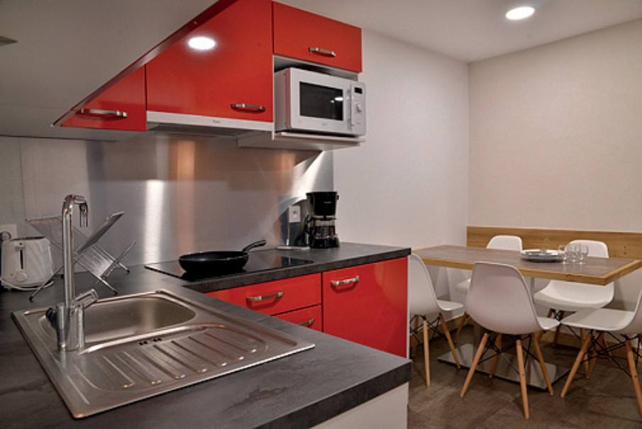 Privátní apartmány Plagne Bellecote (fotografie 22)