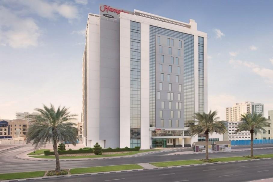 Hotel Hampton By Hilton Dubai Airport (fotografie 1)