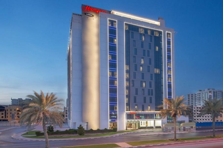 Hotel Hampton By Hilton Dubai Airport (fotografie 2)