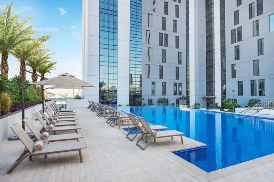 Hotel Hampton By Hilton Dubai Airport (fotografie 3)