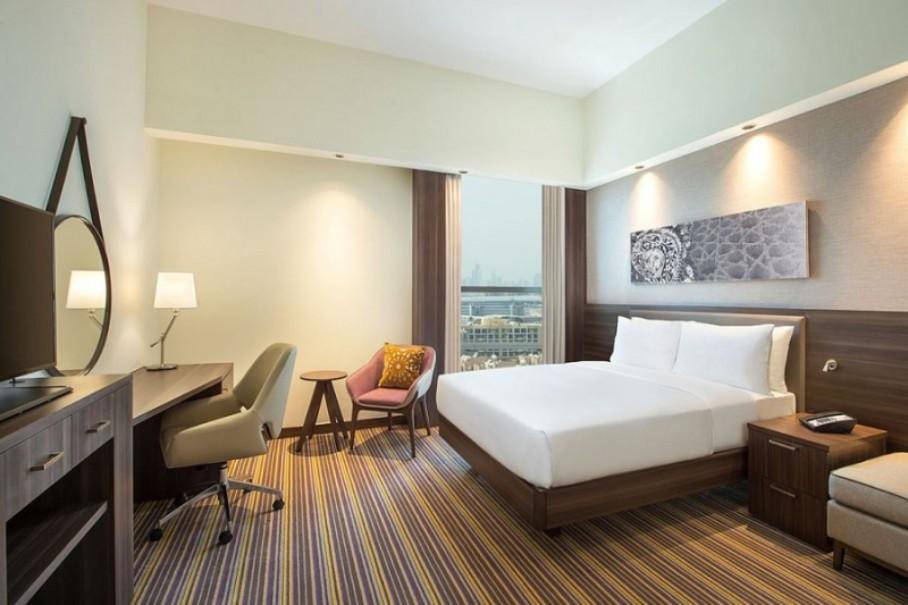 Hotel Hampton By Hilton Dubai Airport (fotografie 4)