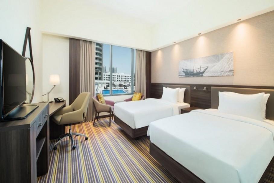 Hotel Hampton By Hilton Dubai Airport (fotografie 5)