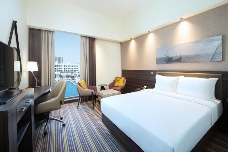 Hotel Hampton By Hilton Dubai Airport (fotografie 6)
