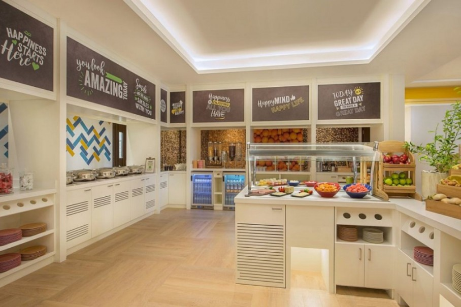 Hotel Hampton By Hilton Dubai Airport (fotografie 8)