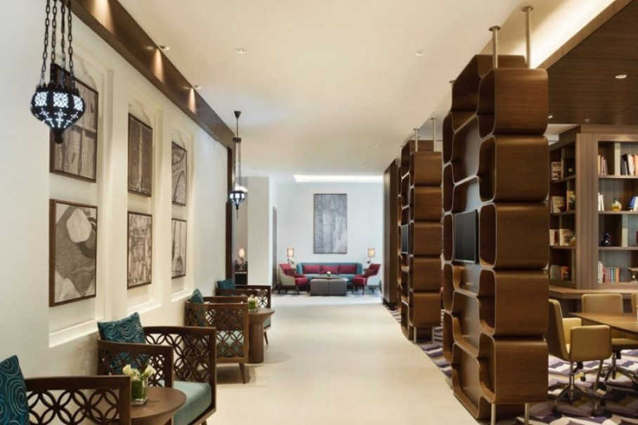 Hotel Hampton By Hilton Dubai Airport (fotografie 10)
