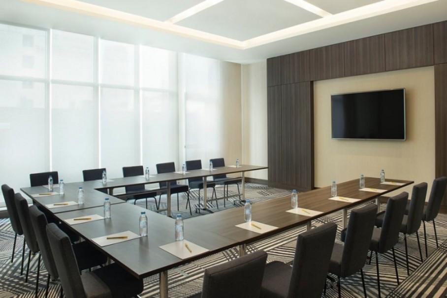 Hotel Hampton By Hilton Dubai Airport (fotografie 12)