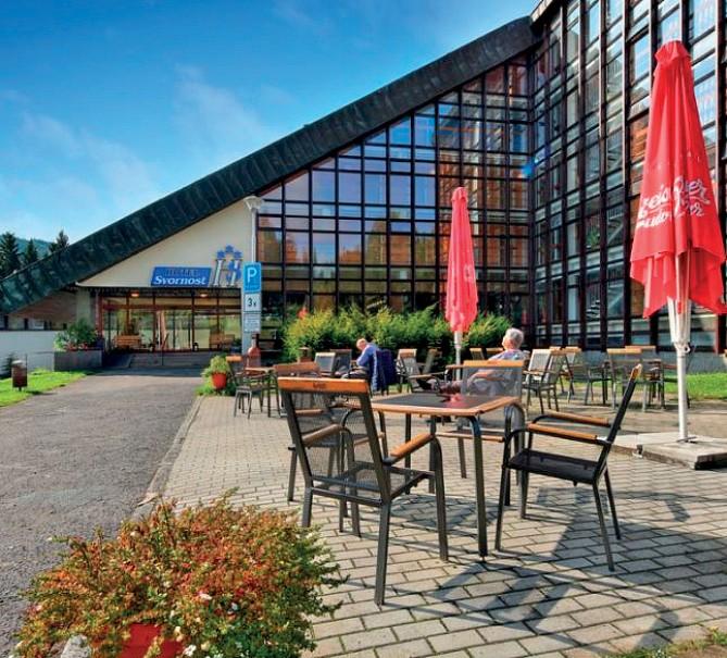 Wellness Hotel Svornost (fotografie 6)
