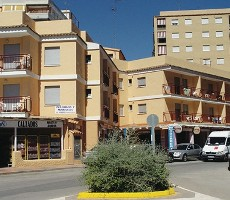 Apt. dům Playa Parada