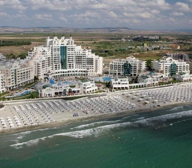 Hotel Sunset Resort (hlavní fotografie)