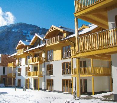 Apartmánový komplex Schönblick Mountain Resort (hlavní fotografie)