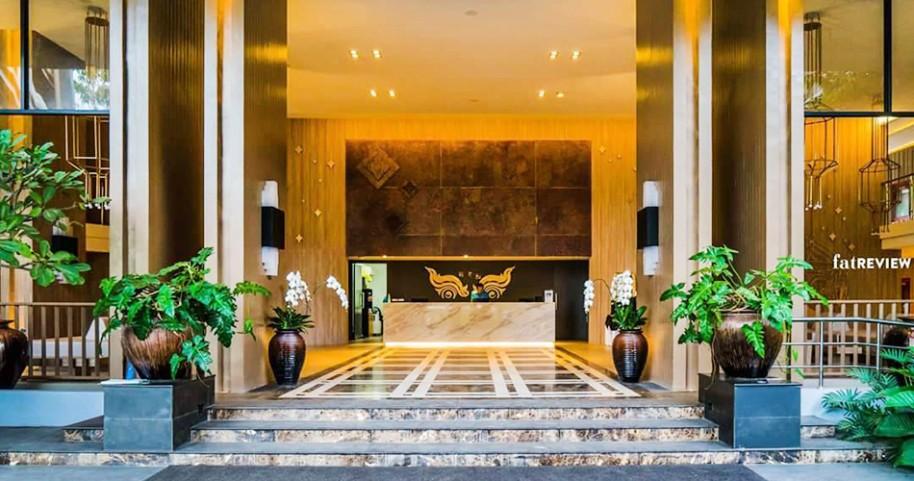 Hotel Centra By Centara Phu Pano Resort Krabi (fotografie 2)