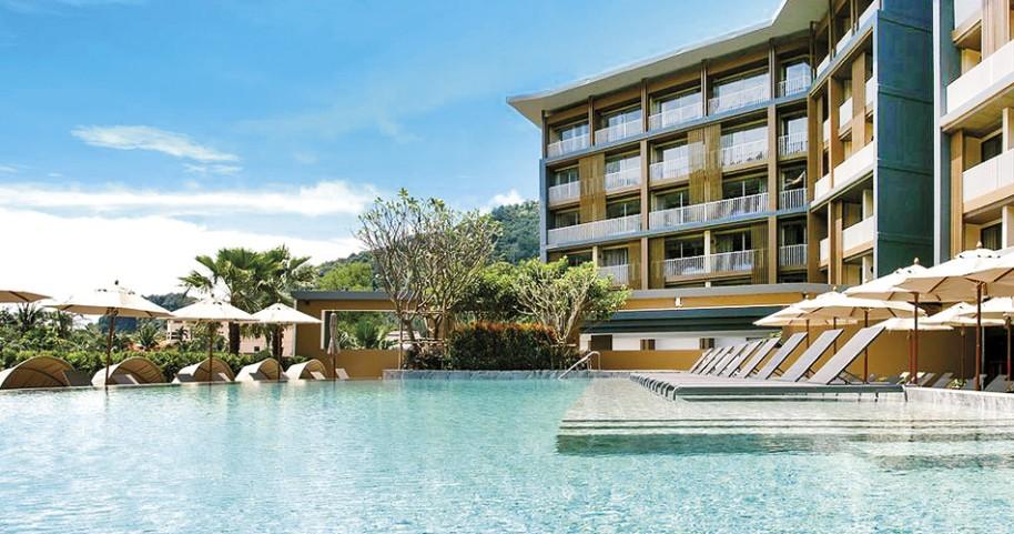 Hotel Centra By Centara Phu Pano Resort Krabi (fotografie 1)