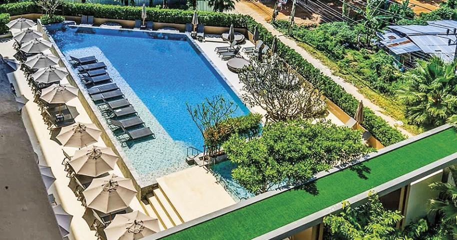 Hotel Centra By Centara Phu Pano Resort Krabi (fotografie 5)