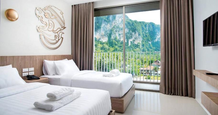 Hotel Centra By Centara Phu Pano Resort Krabi (fotografie 9)
