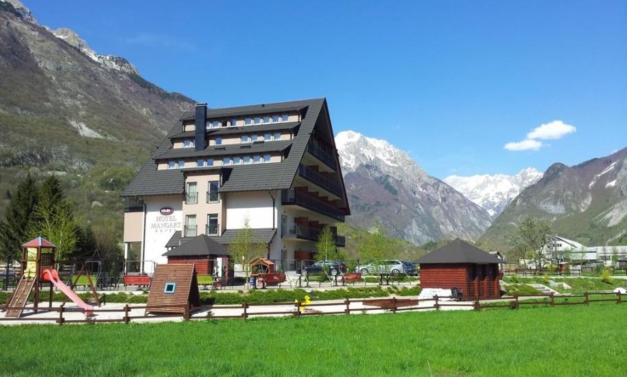 Hotel Mangart (fotografie 1)