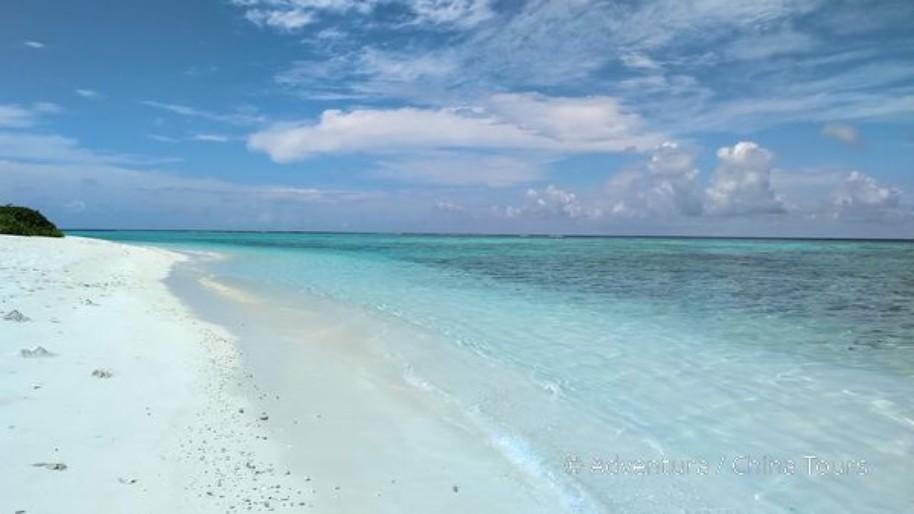 Toulky po Maledivách (fotografie 14)
