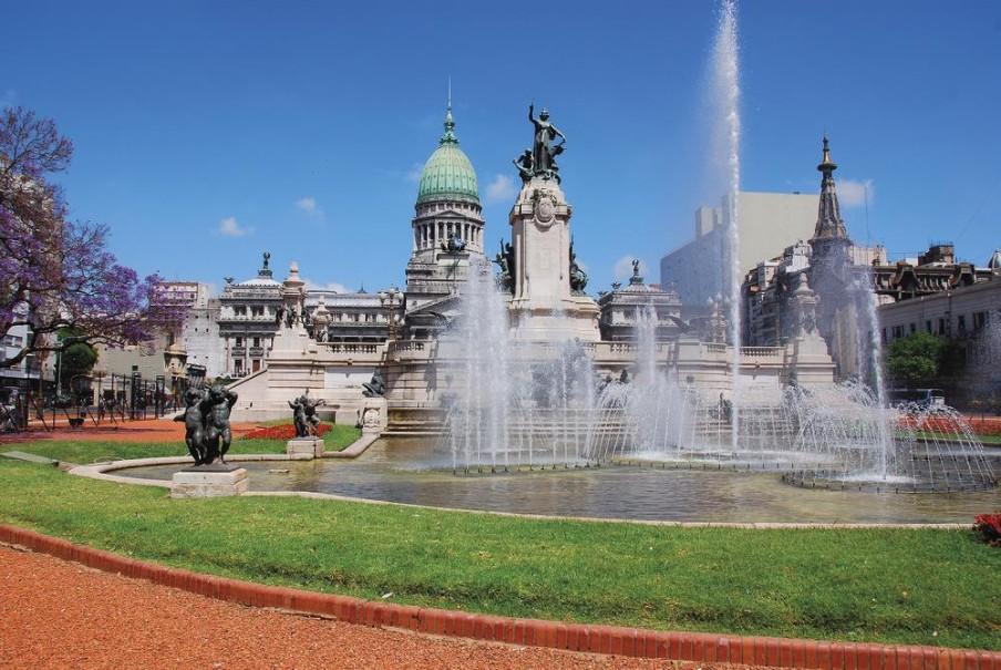 Čtyři perly Jižní Ameriky-Patagonie,Buenos Aires,Iguazú,Rio (fotografie 15)