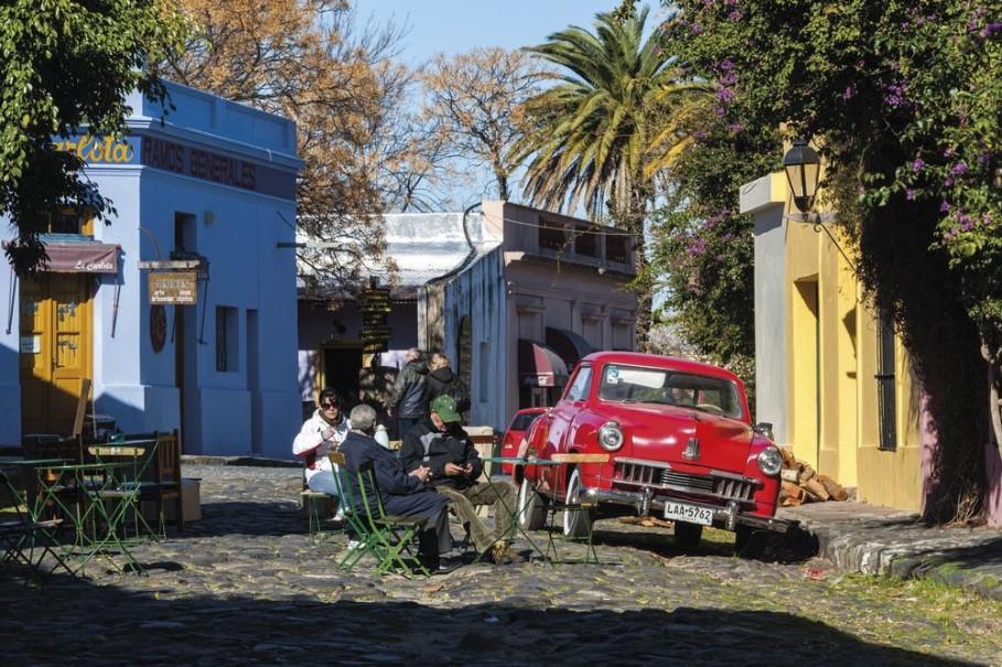 Čtyři perly Jižní Ameriky-Patagonie,Buenos Aires,Iguazú,Rio (fotografie 18)